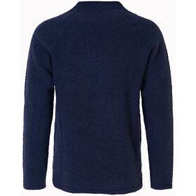 Varg Dragö Veste en laine Homme, jeans blue
